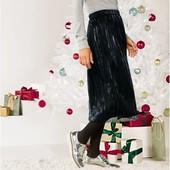 Шикарная плиссированная юбка Esmara Германия размер евро 36