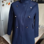 Собирай лоты) Красивенное демисезонное пальтишко пальто на подкладке для девочки 9-11 лет