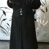 Женское зимнее пальто Ricco collection .размер наш 50-52.( XXL.)