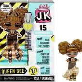 Новинка! L.o.l. surprise jk Queen bee mini fashion doll Квін бі оригінал Квин Би лол.