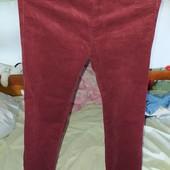 Классные вельветовые джинсами h&m