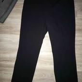 Женские чёрные брюки XL XXL
