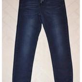 Джинсовые брюки джогеры для мальчиков .размеры 110, см.фирма Taurus.Венгрия