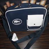 Вместительная спортивная сумка Lacoste