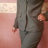 ЗамеШикарный костюм 8 размера(44-46)американского бренда Anne Klein (Анн Кляйн