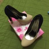 #15 Обувка! Красивое сочетание цвета! Эффектно!
