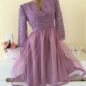 Роскошное брендовое платье с дорогого кружева от дорогого бренда Trg Мои реал фото есть поясок