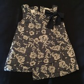 Платье нарядное 1 год 80