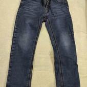 теплые джинсы на мальчика 116рост
