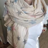 Собирай лоты) экономь на доставке) Красивенные снуды шарфы палантины. Лот - один на выбор