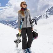 Crivit лыжные термо штаны р.40 евро