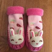 Носочки—тапочки по стельке 12 см