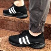 Качественные кроссовки Копия под Adidas, быстрая отправка