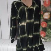 Вау! Тёпленький мягусенький свитерок/туничка размер М