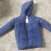 Курточка для дівчинки. Розмір 128