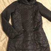 Стьогане демісезонне пальто розмір С