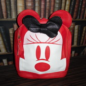 Яркий и большой рюкзак для девочки Minni, цена снижена - нюанс