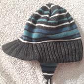 шапка-козырек