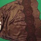 Юбка шоколад 44-46разм