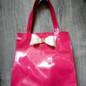 Модная силиконовая сумка