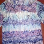 Рубашка с коротким рукавом, шведка