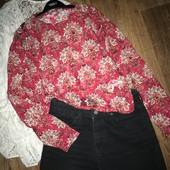 Красивенная блузочка Zara , замеры !