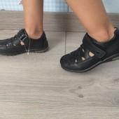 Распродажа! Туфли детские с супинатором