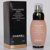 Шикарная тоналка Chanel Vitalumiere Aqua, 75ml. Тон 06. Смотрите мои лоты.