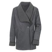 ☘ Сіре пальто від Blue Motion (Німеччина), р. 44-46 наш (S євро)
