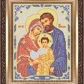 """Схема для вишивки бісером А 4""""Святое семейство"""""""