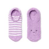 ☘ 1 пара ☘ Махрові тапочкі- носочки з антиковзаючою стопою від Tchibo (Німеччина), р.38-40, смужка