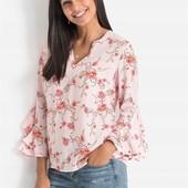 Симпатичная, фирменная, качественная блузка. р-р: 56. новая. описание
