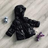 Куртка деми Kiabi - Франция на 9 месяцев