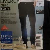 XX155.чудові chino брюки Livergy