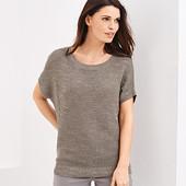 ☘ В'язаний светр з люрексовой ниткою Tchibo (Німеччина), розміри наші: 44-46 (36/38 євро)