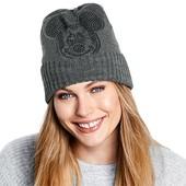 ☘ Шикарна в'язана шапка Mickey Mouse від Tchibo (Німеччина), розмір універсальний
