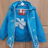 Куртка - ветровка Reima tec р. 110 (+10)