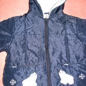 Курточка на синтипоне, р. 86