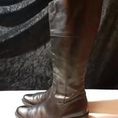Полностью кожаные деми сапоги Mania, разм. 35 (24 см внутри). Сост. очень хорошее!