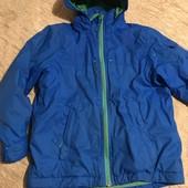 Демісезонна курточка Wed'ze на зріст 110-116, див.заміри