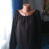 Симпатичная женская блузка, р.40(48-50)
