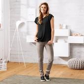 Стильные джинсы с напылением,Tchibo (Германия) размер 38 евро, наш 44-46