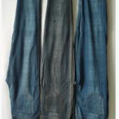 Большие лосины на байке отличного качества эмитация под джинсы!!Размер 50-56!!!Укр почта 5% скидка!
