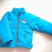 Теплая зимняя курточка