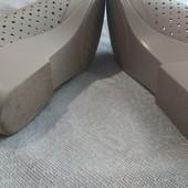 туфли беж 40 размер стелька 26см