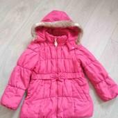 Куртка евро зима H&M