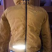 куртка, холодная весна, размер 9-10 лет 134-140 см, Europe kids. состояние хорошее
