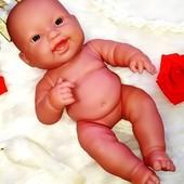 Кукла-пупс berenguer испания клеймо оригинал