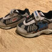 Кросівки для поціновувачів паровозика Томас стелька 13,5-14 см
