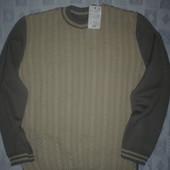 Новый вязаный свитер джемпер для стильного парня р. 158-164